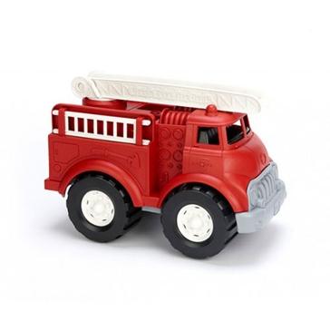 Green Toys Firetruck FTK01R