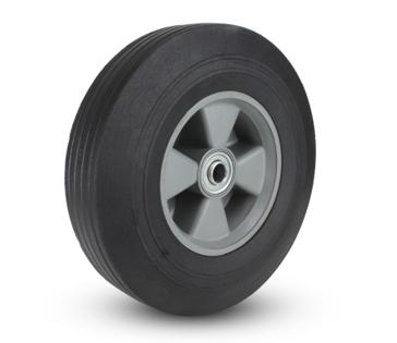 Semi-Pneumatic Wheel 10 x 2¾