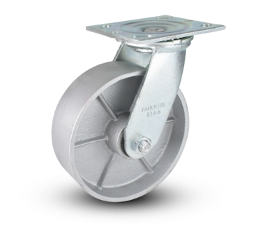 Steel Swivel Caster 6 x 2