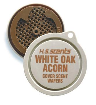White Oak Acorn Scent Wafers 01010