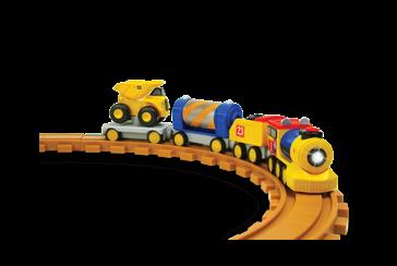 CAT PRE-K Express Train