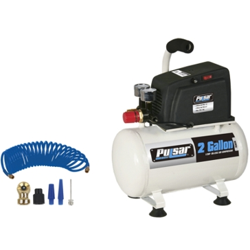 Pulsar 2 Gallon Air Compressor PCE6021K
