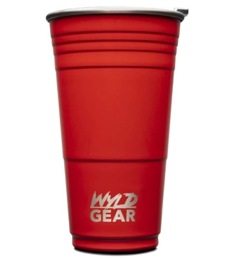Wyld Gear 24 OZ Stainless Steel Solo Tumbler