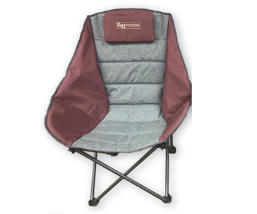 F&H Outfitters Scoop Quad Chair - Sasafrass Color