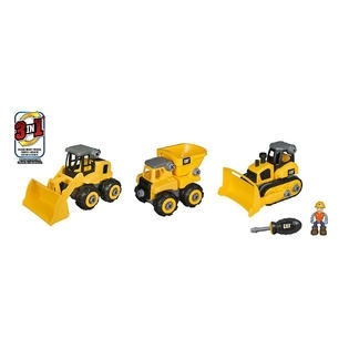 CAT Junior Operator Multi- Machine Building Set