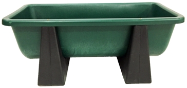 "High Country Plastics 48"" Poly Bunk Feeder"