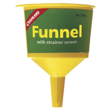 Coghlans Funnel with Strainer Screen 8100