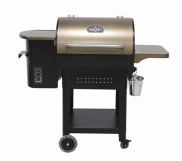Ozark Grills Razorback Wood Pellet Grill