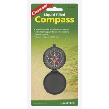 Coghlans Liquid Filled Pocket Compass 8160