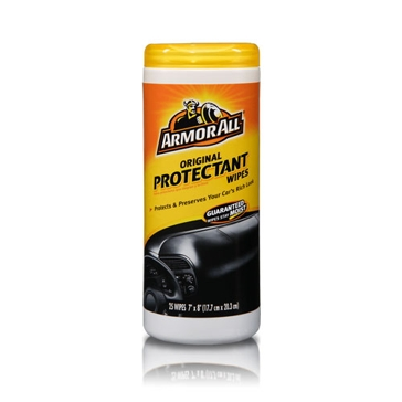 Armor All Protectant Wipes 25ct