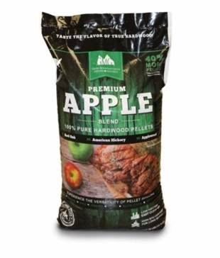 Green Mountain Grills Premium Apple Blend Pellets - 28lbs.