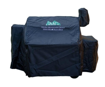 Grill Cover - Jim Bowie