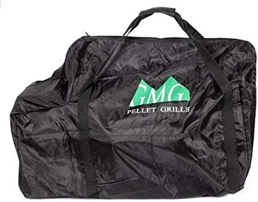 GMG Davy Crockett Portable Grill- Black Tote Bag