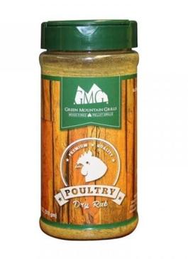 GMG Poultry Rub 10.24 Oz.