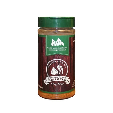 GMG Roasted Garlic Chipotle Rub 10.24 Oz.