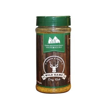 GMG Wild Game Rub 10.24 Oz.