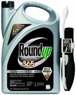 Roundup Max Control 365 RTU Comfort Wand Sprayer 1.33Gal