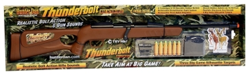 Thunderbolt Bolt Action Toy Rifle