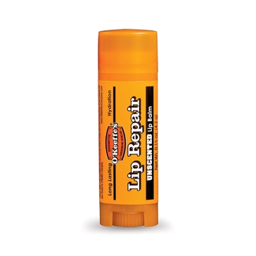 O'Keeffe's Unscented Lip Repair Balm