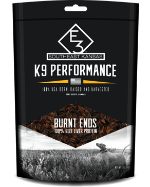 E3 K9 Burnt Ends - Liver