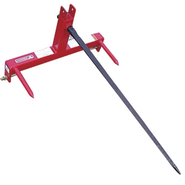 Worksaver 830235 3-Point Bale Spear BSF-1523