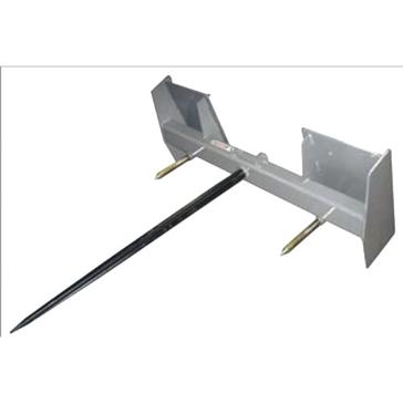 Worksaver Skid Steer Single Bale Spear SSB-2200