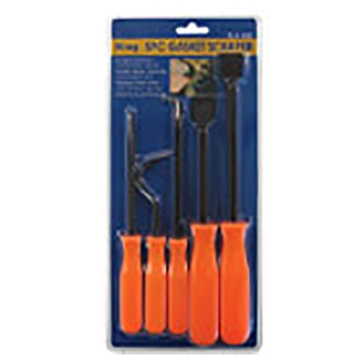 King Tools 5 Piece Gasket Scraper Set