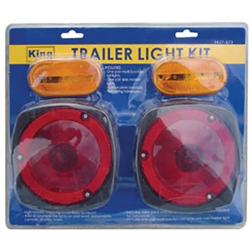 King Tools Trailer Light Kit