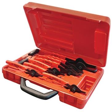 King Tools 11 Piece Snap Locking Pliers Set