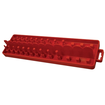 "King Tools 1/4"" Socket Organizer"