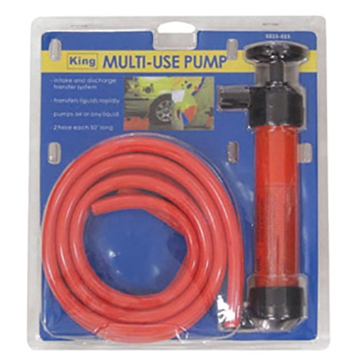 King Tools Multi-Use Air Pump