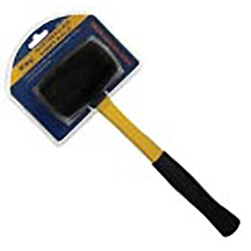 King Tools 16 oz Fiberglass Rubber Mallet