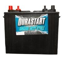 Dura-Start Deep Cycle Marine-RV 12V Battery 400CCA