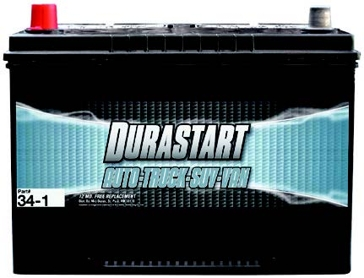 Durastart GC-2 Golf Cart Battery