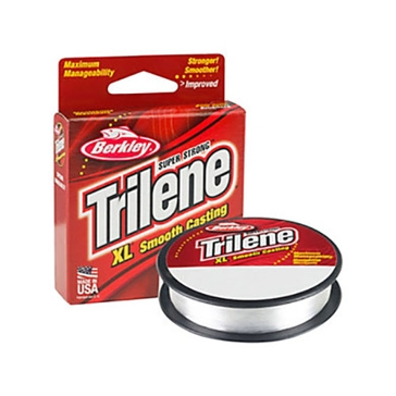 Berkley Trilene XL 12lb Clear Fishing Line 110 Yard Spool