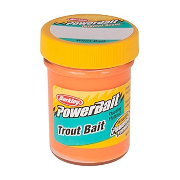 Berkley PowerBait Trout Bait Fluorescent Orange