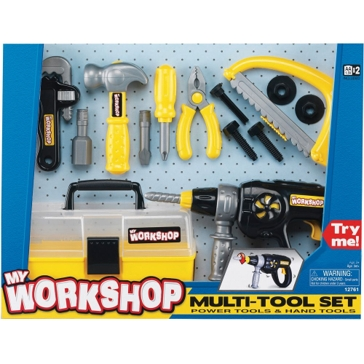 My Workshop Multi-Tool Deluxe Set