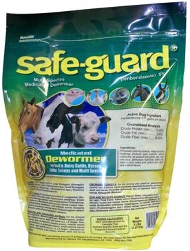 Safeguard Multi Species Wormer 044739