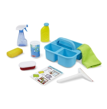 Melissa & Doug Let's Play House! Spray, Squirt, & Squeegee Playset 8602