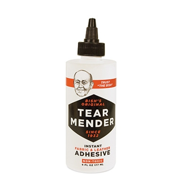 Tear Mender Footwear Repair 6oz Squeeze Bottle TG-6Hc
