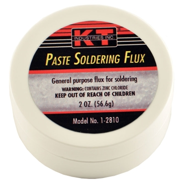 K-T Industries Paste Soldering Flux - 2 oz