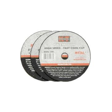 K-T Industries 3 X 1/32 X 1/4 Cutting Wheel 5-5227