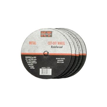 K-T Industries 4 X 1/8 X 5/8 Cutting Wheel 5-5241