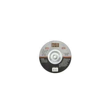 K-T Industries 7 X 1/4 X 5/8-11 Metal Grinding Wheel 5-4470