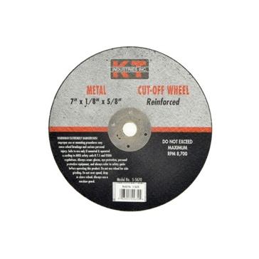 K-T Industries 7 X 1/8 X DIA. Cutting Wheel 5-5670