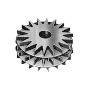 K-T Industries Dresser Replacement Blades 5-7105