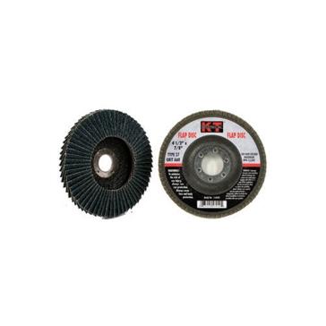 K-T Industries 4 X 40 Grit Flap Disc 5-6940