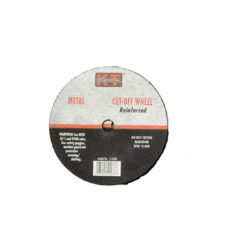 K-T Industries 4 X .040 X 5/8 Cutting Wheel 5-5243
