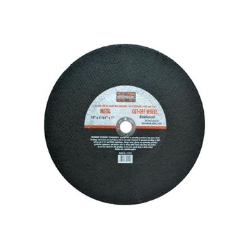 K-T Industries 14 X 1/8 X 1 Cutting Wheel 5-5214