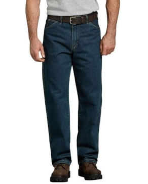 Dickies' Relaxed Fit Carpenter Jeans - Tinted Khaki